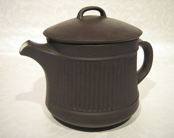 Unique Brown Teapot Related Items Etsy