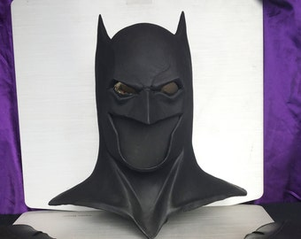 Batman Rebirth Cowl Mask Prop New 52 Rebirth Style