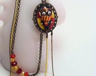Harry Potter multi-strand necklace