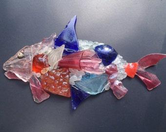 Thames Glass Fish