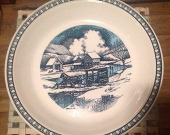 Watkins 1982 Commemorative Pie Plate