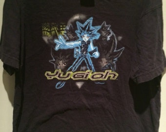 Amazing yugioh tee size youth xl