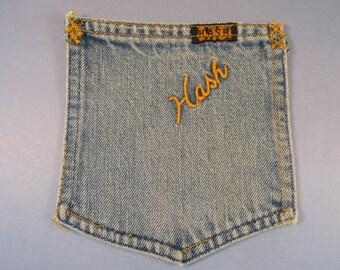 HASH Jeans Back Pocket