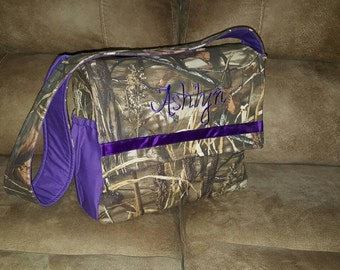 Max 4 Camo Diaper Bag, Realtree Camoflauge Diaper Bag, Mossy Oak Diaper Bag, Realtree Embroidered Diaper Bag, Custom Diaper Bag