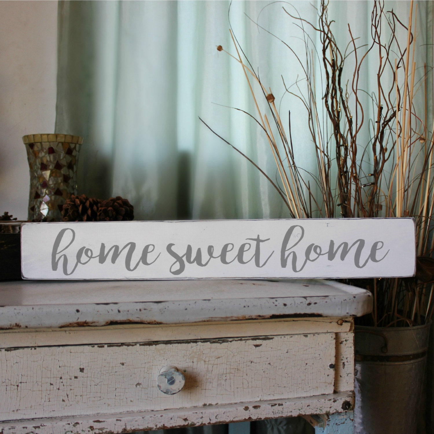 Https Www Etsy Com Listing 289139199 Home Sweet Home Wood Sign Home Decor