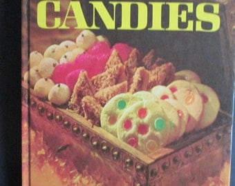 1967 Better Homes 2nd Printing Cookies and Candies