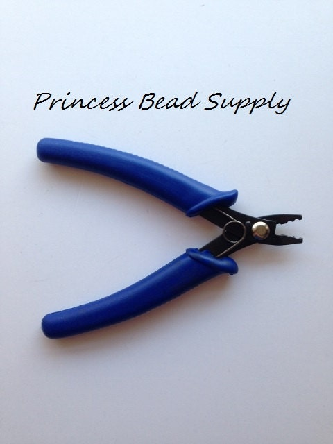 crimping pliers crimping tool professional crimping pliers jewelry making tool perfect for. Black Bedroom Furniture Sets. Home Design Ideas