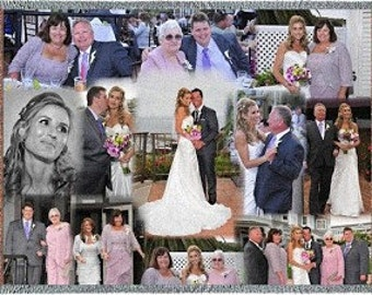 """60""""x80"""" Wedding Photo Gift Blanket, Collage Blanket, Blankets, Blanket, Anniversary Blanket,  Blanket Throw, Personalized Anniversary Gift"""