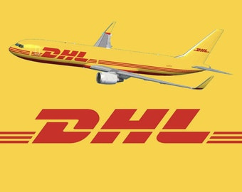 DHL Upgrade International Shipping Fee