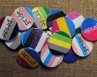 Pride badges *single* (38mm)