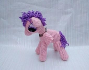 Amigurumi Magic Doll : My little pony amigurumi Etsy