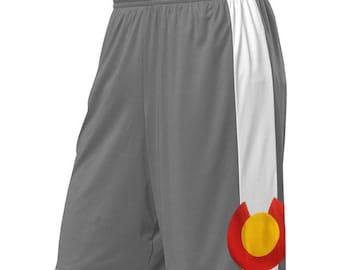 Colorado Flag Shorts (Reversible)