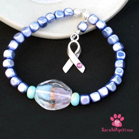 Memory Charm Bracelets: Memory Jewelry Memory Bracelet Alzheimer's Awareness
