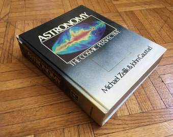 Astronomy: The Cosmic Perspective - Hollowed out book box