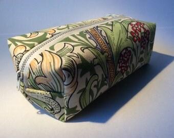 William Morris Cloth Pencil Case