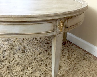 SOLD - Coffee Table - Accent Table - Vintage Table