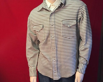 Mens Vintage button up (free shipping)