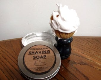Shaving Soap - All Natural Soap, Handmade Soap, Hot Processed Soap