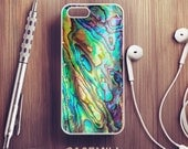 Abalone Shell iPhone 6 Case iPhone 6s Case iPhone 6 Plus Case iPhone 6s Plus Case iPhone 5s Case iPhone 5 Case Abalone Shell iPhone 5c Case