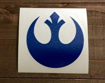 Star Wars Rebel Alliance Decal