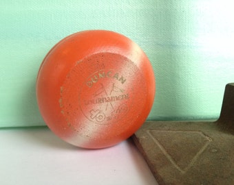 Duncan Yo-Yo; Vintage Wood Yo-Yo; Wooden Duncan Tournament Yo Yo