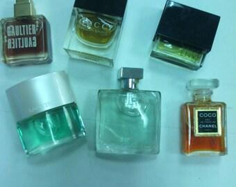 Miniatures perfume