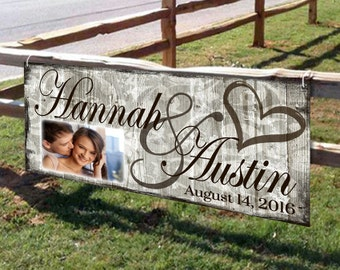 Custom Personalized Event Banner, Outdoor Banner, Signage, Weddings, Birthdays, Graduations, Anniversary, Sports, Special Occasions, Decor