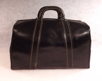 Black travel or Dr. bag