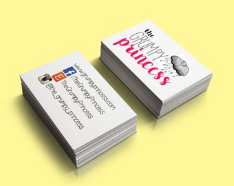Business Stationery - Business Cards and Stickers