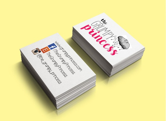 Business Stationery Business Cards and Stickers
