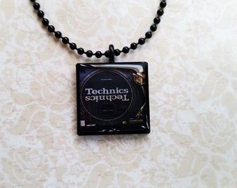 Technics Turntable pendant