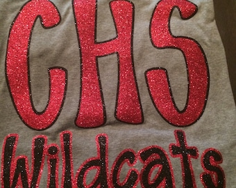 CHS Wildcats Shirt - School Spirit Shirt