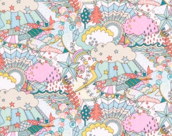 Liberty Art Fabrics Land of Dreams B