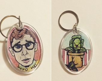 Little Shop of Horrors keychain!