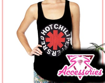 Red Hot Chili Peppers Tank Top/Tshirt