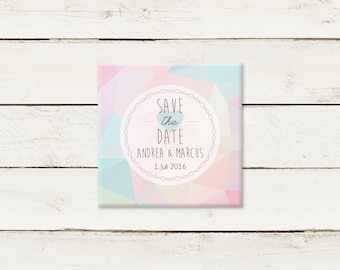 Save the date | Magnet | No 2
