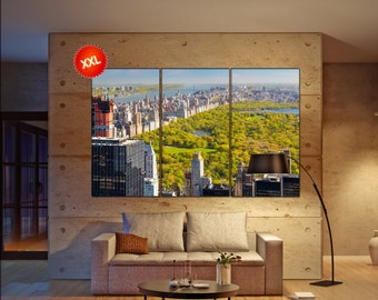 central park, New york wall art print prints on canvas view central park, New york  photo art work framed art artwork