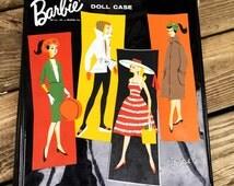 Vintage Barbie Doll Case 1960's