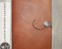 """Handmade Leather Kindle Fire HDX 8.9"""" Cover"""