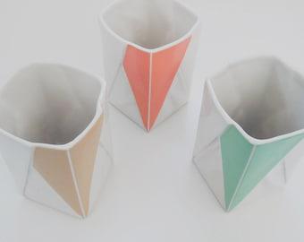 Origami big cup