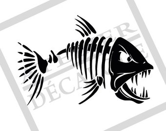 G-0003 - Decal Fish - Sport