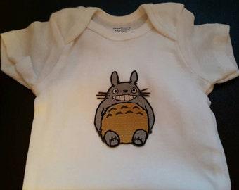 Totoro Onesie size 0-3 Months