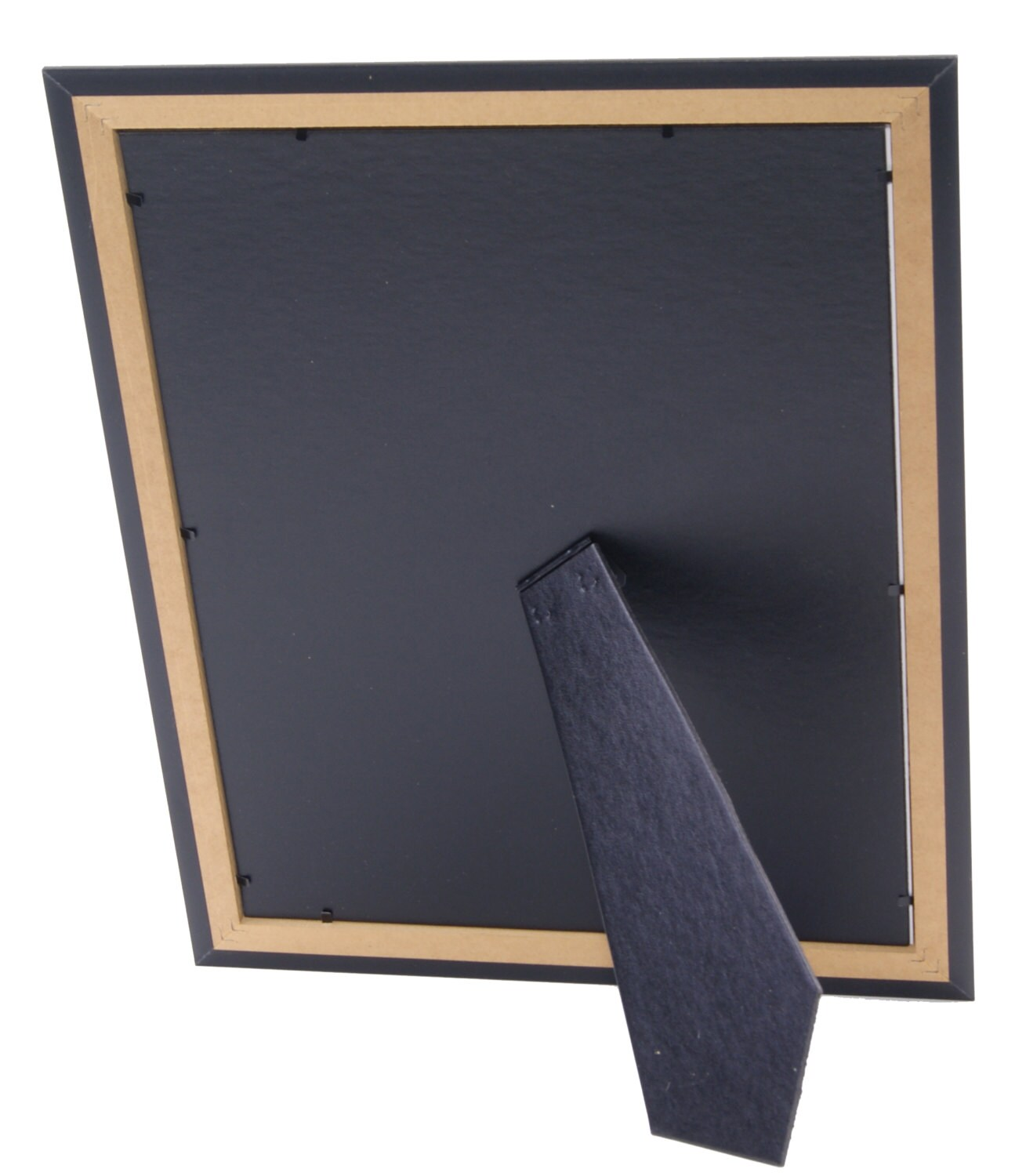 Certiicate Frame, Black w/ Gold ~ Displays 8.5 by 11-inch w/ Mat or ...