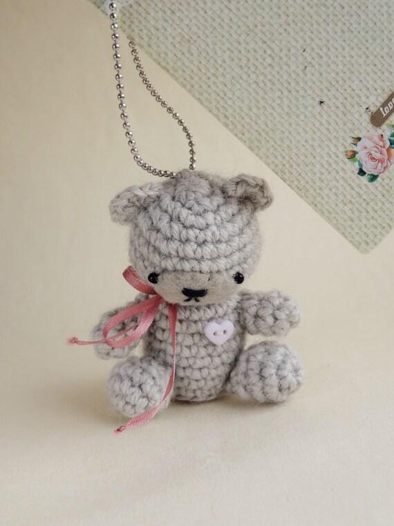 Crochet Amigurumi Collection : Amigurumi Bear Winter Collection crochet bear crochet toys