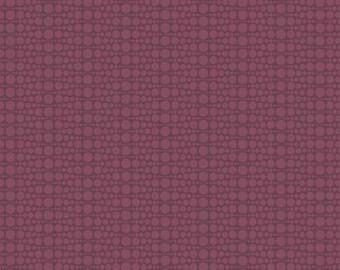 Purple Spot Dotty Blender Coordinate Cotton Print Fabric The Color Collection Makower per Fat Quarter FQ