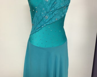 Adult small dance dress