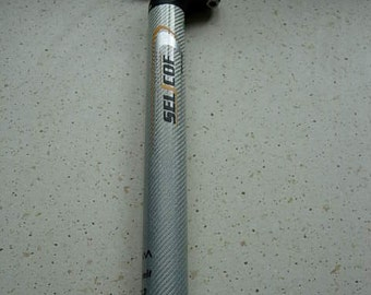 selcoff white carbon seatpost, never been used