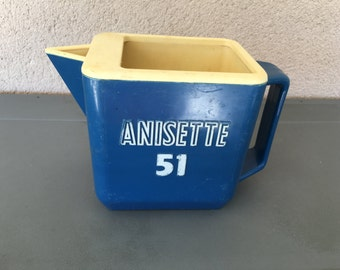 Anisette 51 water pitcher