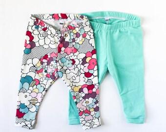 baby girl leggings - toddler girl leggings - baby girl clothes - girl leggings - baby leggings - toddler leggings - baby girl outfits