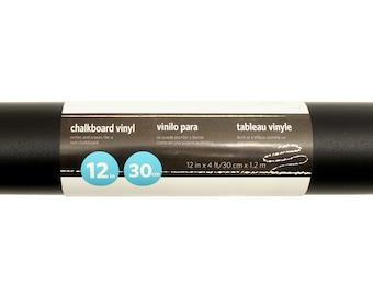 Silhouette Chalkboard Matte Premium Indoor & Outdoor Vinyl 12 inch x 4 ft